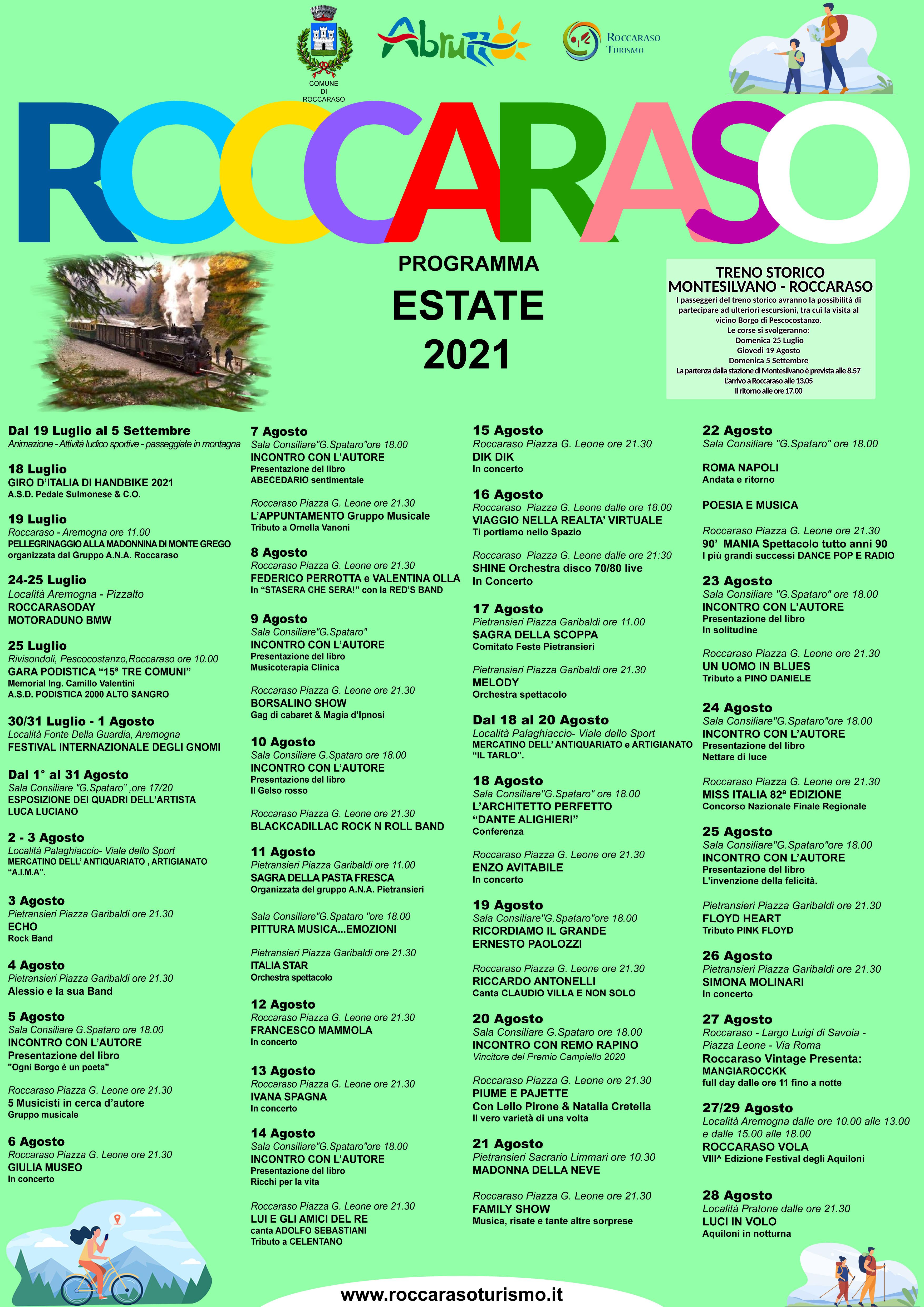 roccaraso open